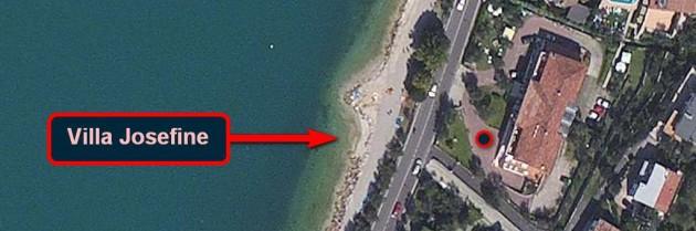 villajosefine-beb-davanti-alla spiaggia-lago-di-garda